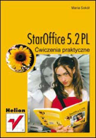 Okładka książki/ebooka StarOffice 5.2 PL. Ćwiczenia praktyczne