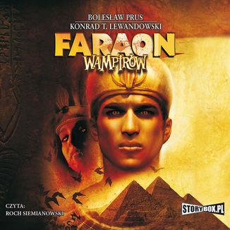 Okładka książki Faraon wampirów