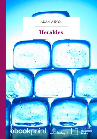 Okładka książki/ebooka Herakles