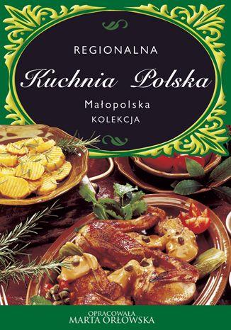 Okładka książki/ebooka Kuchnia małopolska