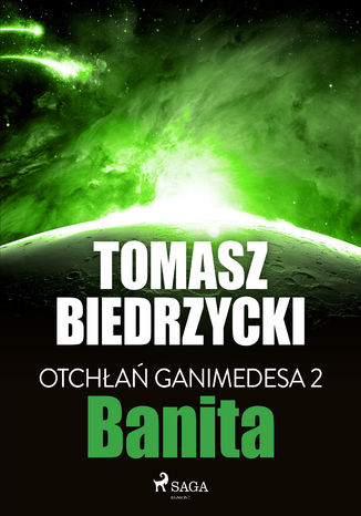 Okładka książki/ebooka Otchłań Ganimedesa 2: Banita