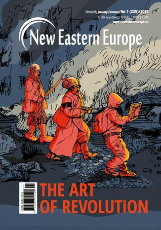 Okładka książki/ebooka New Eastern Europe 1/2017
