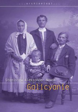 Okładka książki Galicyanie