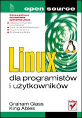 Okładka książki/ebooka Linux dla programistów i użytkowników