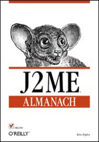 Okładka książki/ebooka J2ME. Almanach