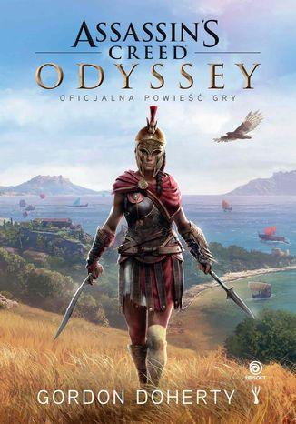 Okładka książki/ebooka Assassin's Creed: Odyssey. Oficjalna powieść gry