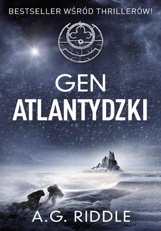 Okładka książki/ebooka Gen Atlantydzki