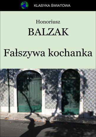 Okładka książki/ebooka Fałszywa kochanka