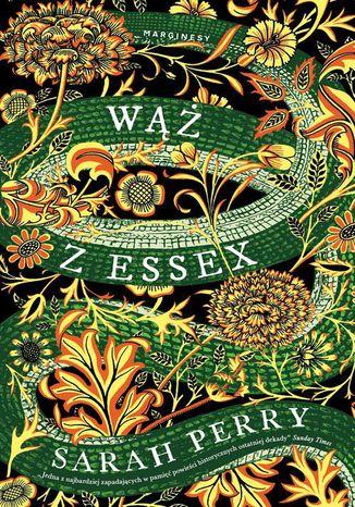 Okładka książki/ebooka Wąż z Essex