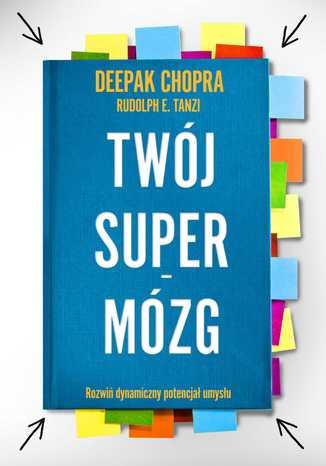 Okładka książki/ebooka Twój supermózg