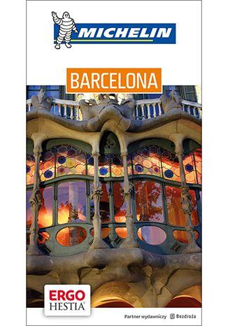 Okładka książki/ebooka Barcelona. Michelin. Wydanie 1
