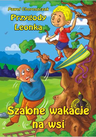 Okładka książki/ebooka Szalone wakacje na wsi