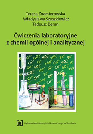 Okładka książki/ebooka Ćwiczenia laboratoryjne z chemii ogólnej i analitycznej
