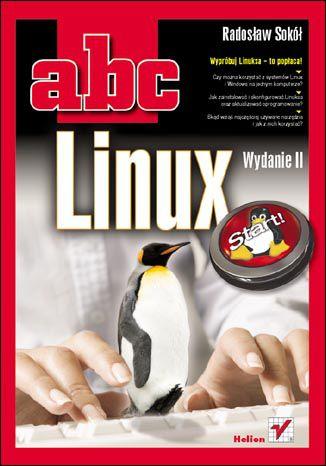 Okładka książki/ebooka ABC Linux. Wydanie II