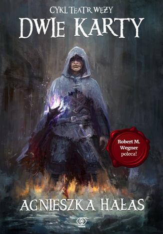 Okładka książki/ebooka Dwie karty