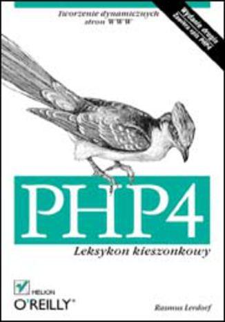 Okładka książki/ebooka PHP4. Leksykon kieszonkowy