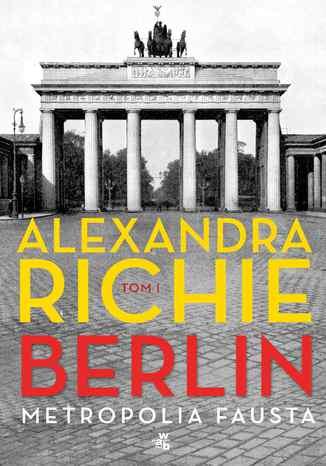Okładka książki/ebooka Berlin. Metropolia Fausta. Tom 1