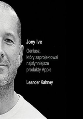 Okładka książki/ebooka Jony Ive