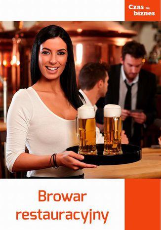 Okładka książki/ebooka Browar restauracyjny