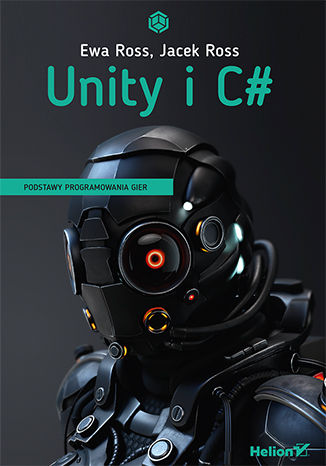 Okładka książki/ebooka Unity i C#. Podstawy programowania gier