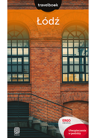 Okładka książki/ebooka Łódź. Travelbook. Wydanie 1