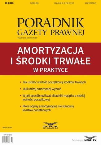 Okładka książki/ebooka Amortyzacja i środki trwałe w praktyce