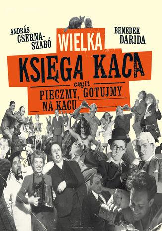Okładka książki/ebooka Wielka księga kaca