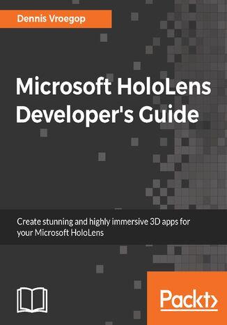 Okładka książki/ebooka Microsoft HoloLens Developer's Guide