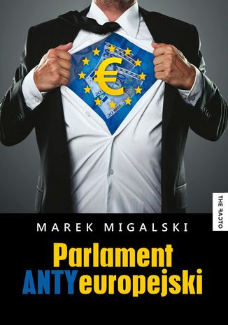 Okładka książki/ebooka Parlament Antyeuropejski