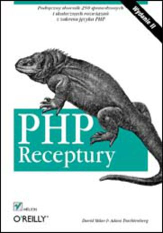 Okładka książki/ebooka PHP. Receptury. Wydanie II