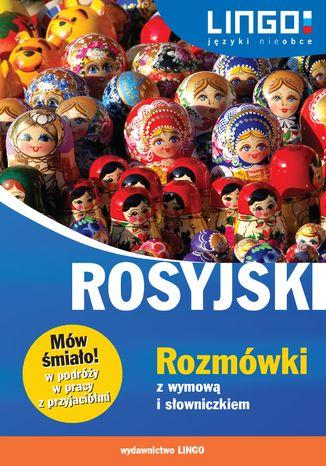 Okładka książki/ebooka Rosyjski. Rozmówki z wymową i słowniczkiem