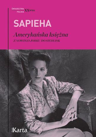 Okładka książki/ebooka Amerykańska księżna