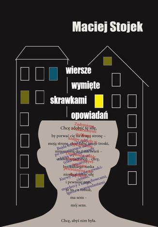 Okładka książki/ebooka Wiersze wymięte skrawkami opowiadań