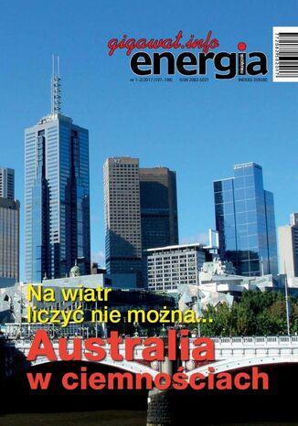 Okładka książki/ebooka Energia Gigawat nr 12/2017