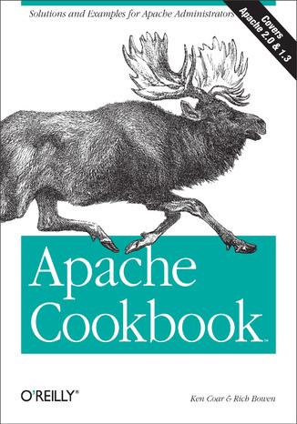 Okładka książki/ebooka Apache Cookbook