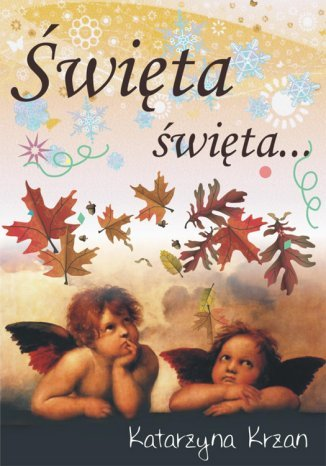 Okładka książki/ebooka Święta, święta..