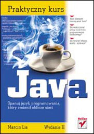 Okładka książki/ebooka Praktyczny kurs Java. Wydanie II