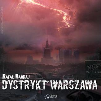 Okładka książki/ebooka Dystrykt Warszawa