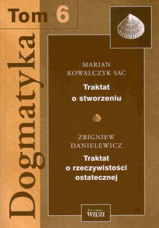 Okładka książki/ebooka Dogmatyka. Tom 6