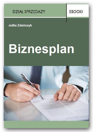 Okładka książki/ebooka Biznesplan
