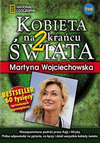 Okładka książki/ebooka Kobieta na krańcu świata 2