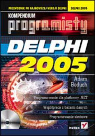 Okładka książki/ebooka Delphi 2005. Kompendium programisty