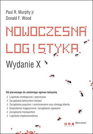 Okładka książki/ebooka Nowoczesna logistyka. Wydanie X