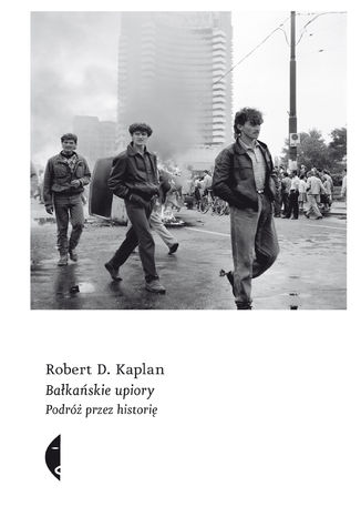Okładka książki/ebooka Bałkańskie upiory. Podróż przez historię