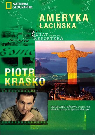 Okładka książki/ebooka Świat według reportera. Ameryka Łacińska