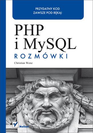 Okładka książki/ebooka PHP i MySQL. Rozmówki