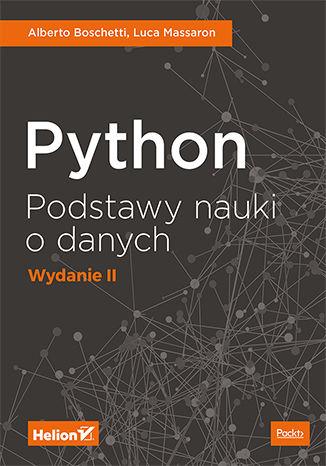Okładka książki/ebooka Python. Podstawy nauki o danych. Wydanie II