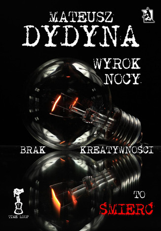 Okładka książki/ebooka Wyrok Nocy z serii Pętla Czasu