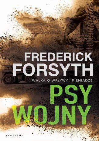 Okładka książki/ebooka Psy wojny