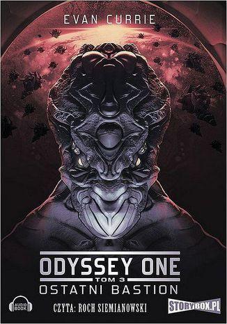 Okładka książki/ebooka Odyssey One. Tom 3 Ostatni bastion